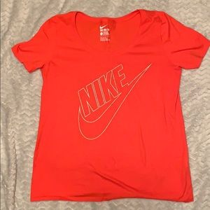 Nike work out t shirt